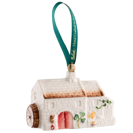 Belleek Classic Annalong Corn Mill Annual Ornament 2020 Belleek Classic Annalong Corn Mill Annual Ornament 2020 - Click to view a larger image