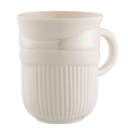 Belleek Classic Icing Mug Belleek Classic - Icing Mug - Click to view a larger image