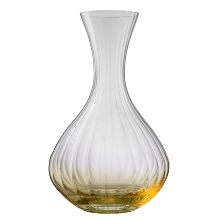Galway Living Erne Carafe in Amber Galway Living - Erne Amber - Click to view a larger image