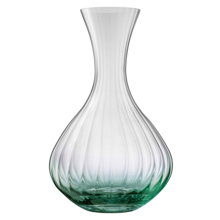 Galway Living Erne Carafe in Aqua Galway Living - Erne Aqua - Click to view a larger image