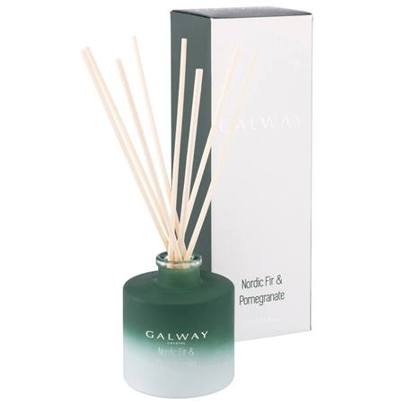 Galway Living Nordic Fir & Pomegranate Diffuser Galway Living Home Fragrance - Nordic Fir  Pomegranate Diffuser