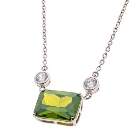 Belleek Living Jewellery Olive Necklace Belleek Living Jewellery Olive Necklace - Click to view a larger image