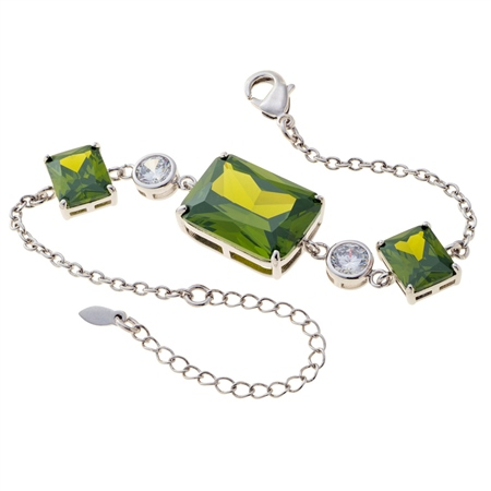 Belleek Living Jewellery Olive Bracelet Belleek Living Jewellery Olive Bracelet - Click to view a larger image