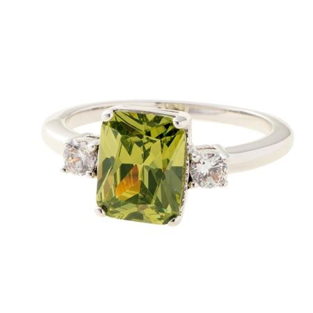 Belleek Designer Jewellery Olive Ring Belleek Living Jewellery Olive Ring - Click to view a larger image