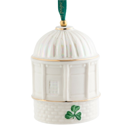 Belleek Classic Mussenden Temple Annual Ornament 2021 Belleek Classic Mussenden Temple Annual Ornament 2021 - Click to view a larger image