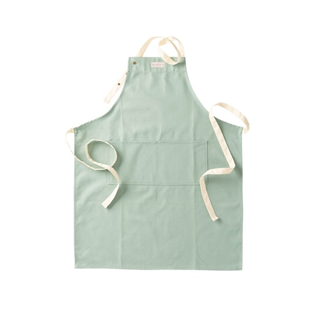 Belleek Living Apron Aqua 1