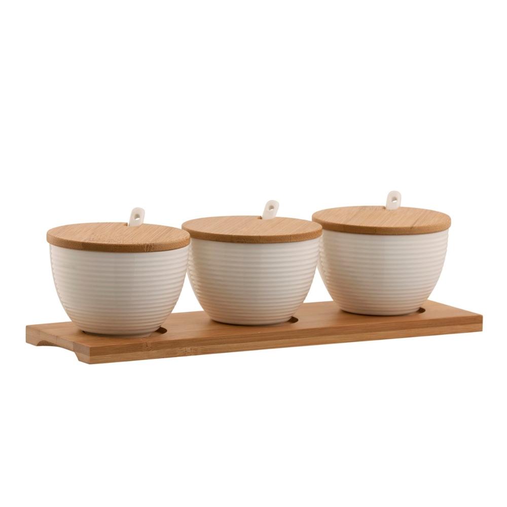 Ripple 3 Bowls Set