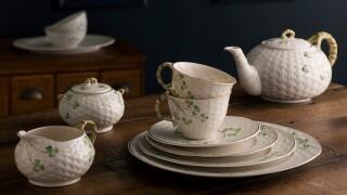 Belleek Classic Teaware