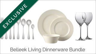 Belleek Living *Exclusive* Dinnerware Bundle